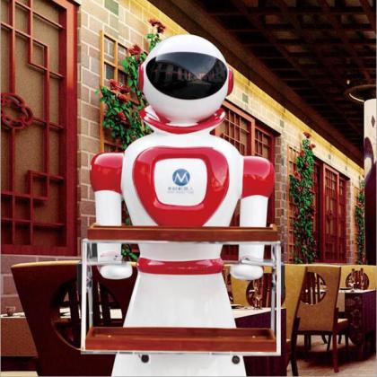 济南 送餐娱乐 迎宾机器人