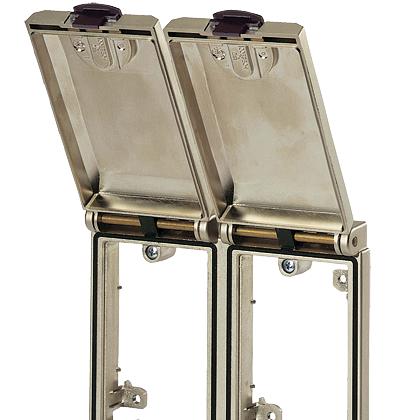 穆尔(MURR)前置面板接口模块 4000-68123-0000000