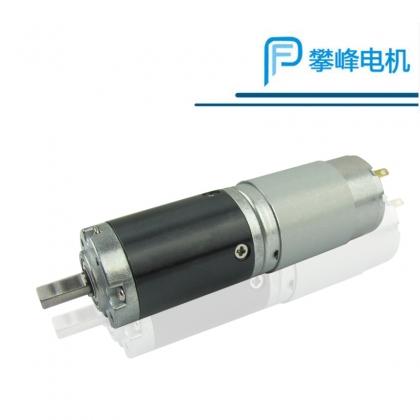 供应娱乐机器人用28mm行星齿轮减速电机 参数可定制