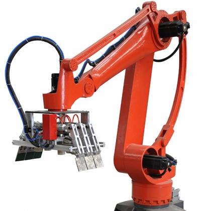 山东巨鼎四轴码垛机器人(机械手 机械臂) 已获得专利