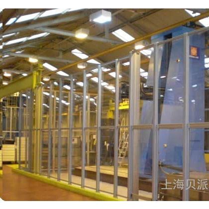 机器人 工业铝型材围栏 工业框架