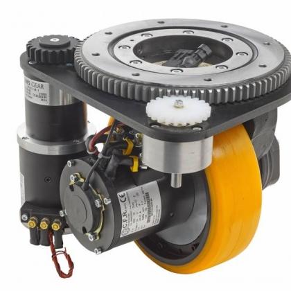 AGV小车专用舵轮/AGV驱动轮/CFR舵轮/AGV驱动总成