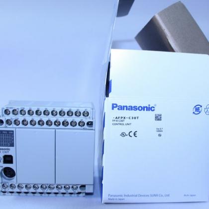 松下一级代理特价供应AFPXH系列PLC  AFPXHC30T