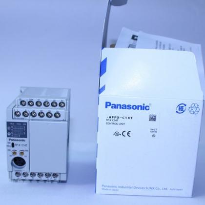 松下一级代理特价供应AFPXH系列PLC  AFPXHC14T