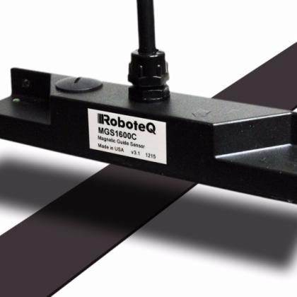 AGV磁导引传感器-MGS1600GY磁导引美国roboteq