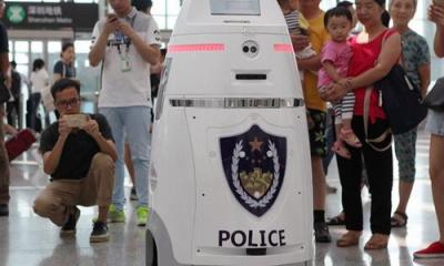 安保机器人能否引领智能安防新潮流?