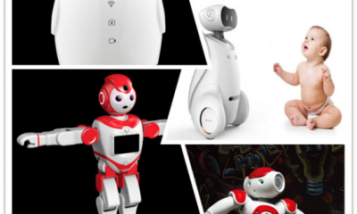 大展品同台竞技 「SR SHOW 2016国际服务机器人展」诚邀您的见证