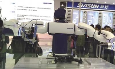 新松机器人实施四轮驱动战略推陈出新