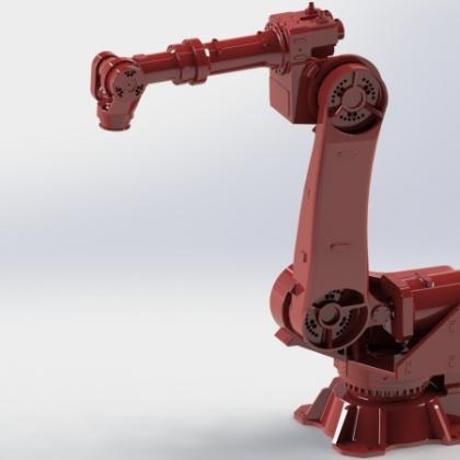 XT165工业机器人