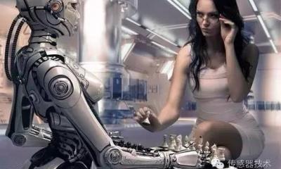 我老婆是机器人,你老婆呢?