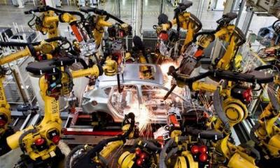 """烟台机器人产业兴旺 """"机器换人""""成热点"""