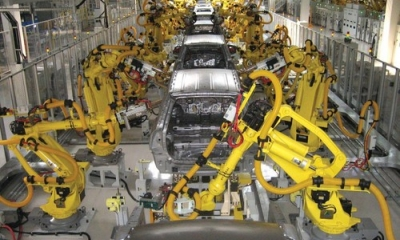 从工业机器人产业链看智能制造机会