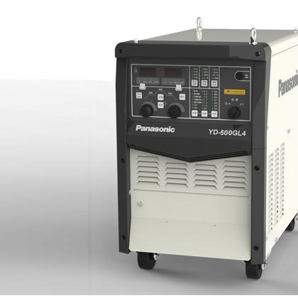 唐山松下Panasonic气体保护焊机YD-500GL4直流焊机