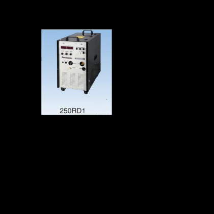 松下直流焊机YD-250RD1逆变焊气体保护焊机