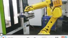 6轴机器人数控机加工自动化--博立斯