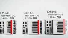 CX5100 针对 PLC 和运动控制领域的嵌入式控制器