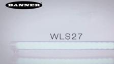 美国邦纳WLS27 LED 条状照明灯