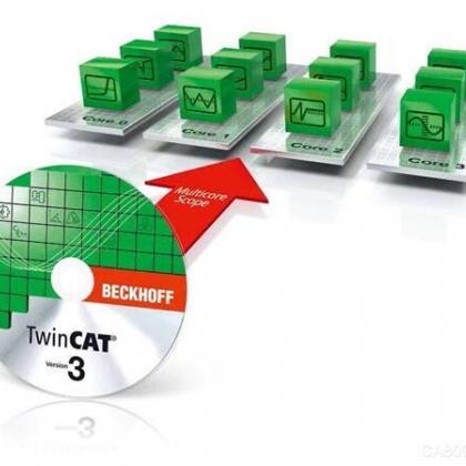 "TwinCAT 3 Scope — 基于多核并针对""大数据""应用的示 波软件"