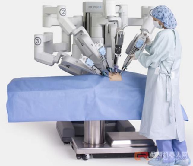 医疗机器人市场发展迅速 机器人手术或将普及