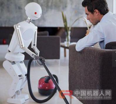 2050年机器人将承担家务?人类只需享受