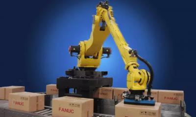 物流业智慧转型  机器人产业迎来发展春天——天津国际物流展系列报道之二