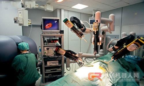 手术机器人将贴上中国标签