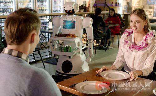 创新升级 保千里大宝商用机器人玩转黑科技