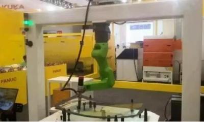 AMTS 2017协作——物联 - 机器人描绘汽车未来智能工厂