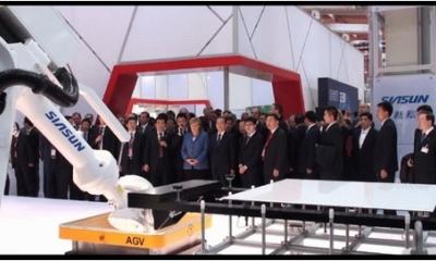 机器人将成中国第一个在技术上赶超世界的领域