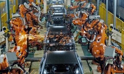 """现代化智能工厂建设核心在于实现""""机器人化"""""""