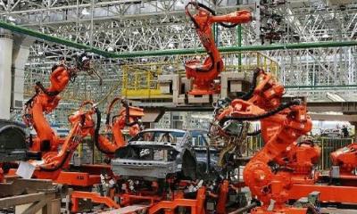 东莞加速布局机器人 2017年拟建100条智造示范线