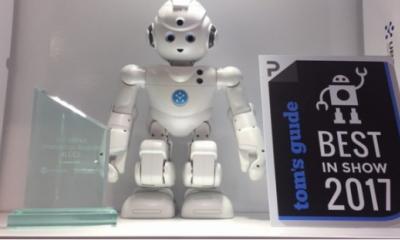 优必选机器人亮点频出 展示前沿科技创新成果