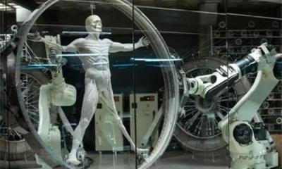 神经系统或将使机器人拥有痛感