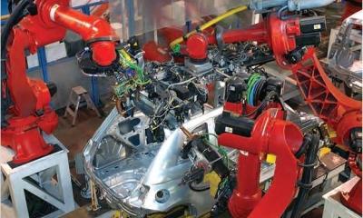 """""""十三五""""时期 重庆智能终端机器人产业将迎来春天"""