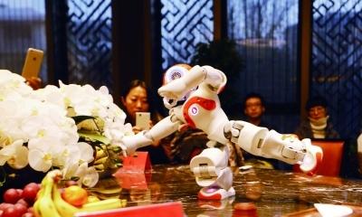 机器人教育将普及 服务型机器人时代来临 无人车技术将更成熟 专家称—— 要把机器人带入每个家庭