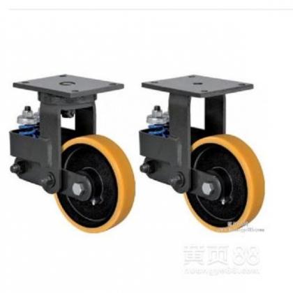 进口减震脚轮承重轮意大利Tellure rota