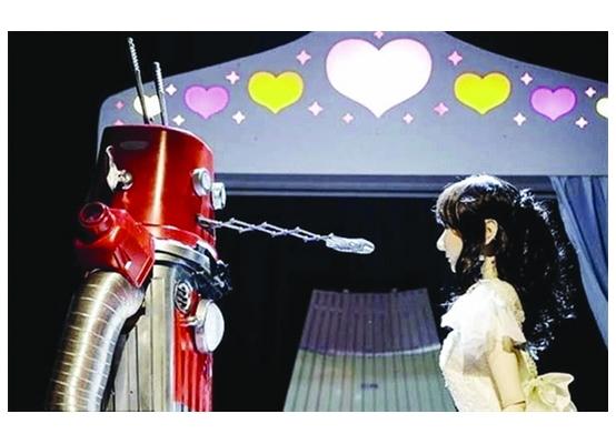 与机器人的爱与性:2050年前人和机器人的婚姻就会合法化