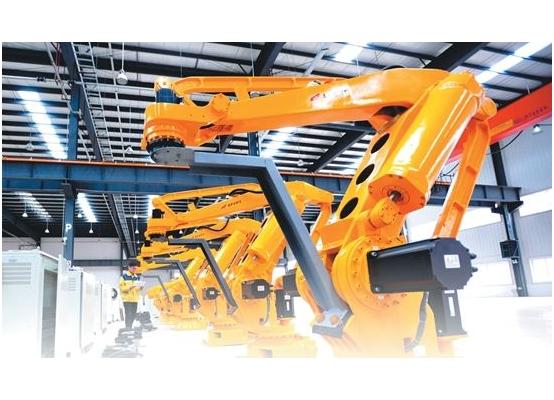 夯实发展机器人产业基础