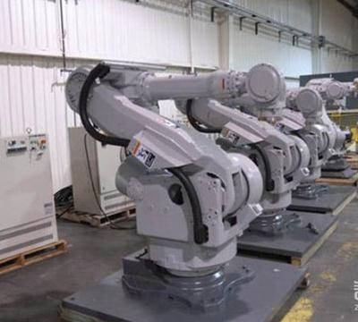 数据揭示全球工业机器人地图 中国保有量最大