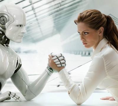 被机器人取代 商业精英们的压力愈发严重