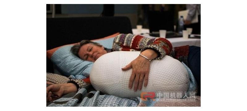 治疗失眠的机器人枕头即将诞生 不用再吃安眠药