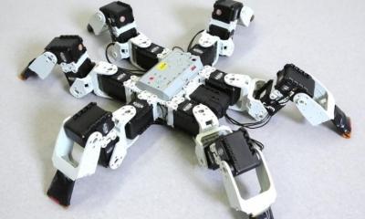 六足机器人到底怎么倒腾腿才能移动最快?