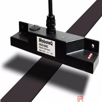 美国roboteq 磁导引传感器,agv专用磁导航