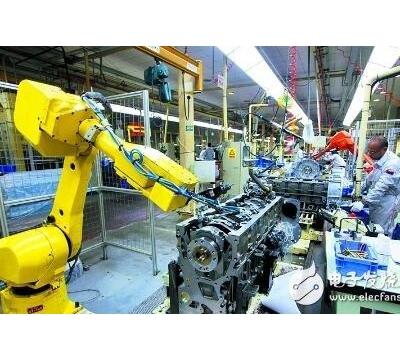 离开人工智能 工业机器人登上大舞台纯属做梦?