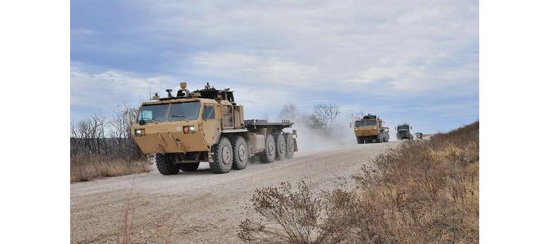 专家预测机器人取代大量美军:一支车队就配一名司机