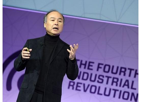 软银孙正义:30年内机器人将超过人类