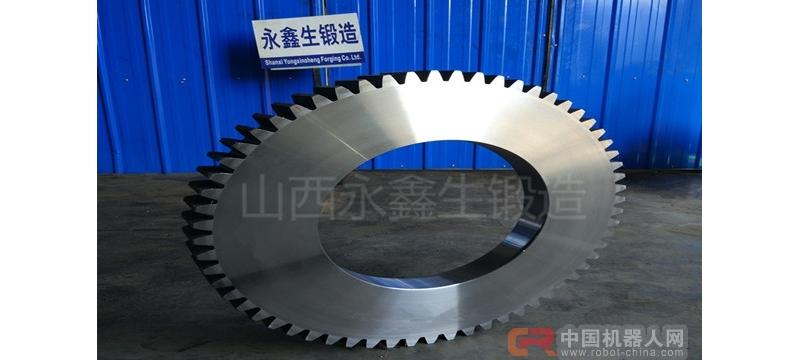 齿轮锻件的材料选择原理,42CrMo锻造齿轮是否合理?