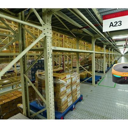 仓储无人自动搬运机器人电商物流机器人仓库机器人AGV厂家