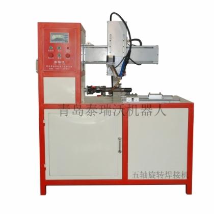 自动化焊接设备 五轴旋转焊接机 泰瑞沃机器人