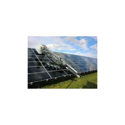 太阳能板清洗机器人